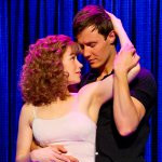 Jill Winternitz & Paul-Michael Jones in the tour  of Dirty Dancing