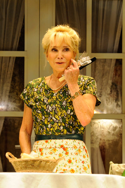 Felicity Kendal as Sheila
