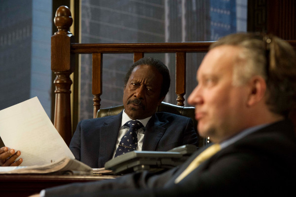 Clarke Peters in Race