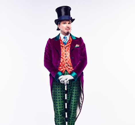 douglas hodge charlie and the chocolate factory