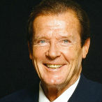 Former James Bond Roger Moore