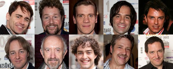 West End's leading men for musical theatre