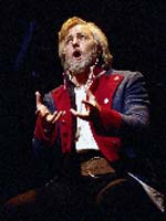 John Owen Jones in Les Miserables