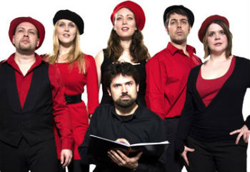 Showstoppers - improvisational musical masters