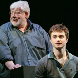 Radcliffe with Richard Griffiths in Equus (2007)