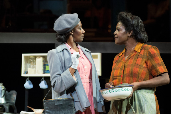 Jacqueline Boatswain (Sister Boxer) and Sharon D Clarke (Odessa)