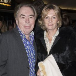 Andrew and Madeleine Lloyd Webber