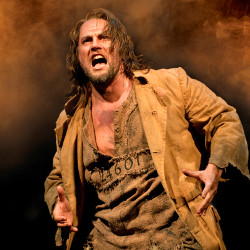 Geronimo Rauch as Jean Valjean