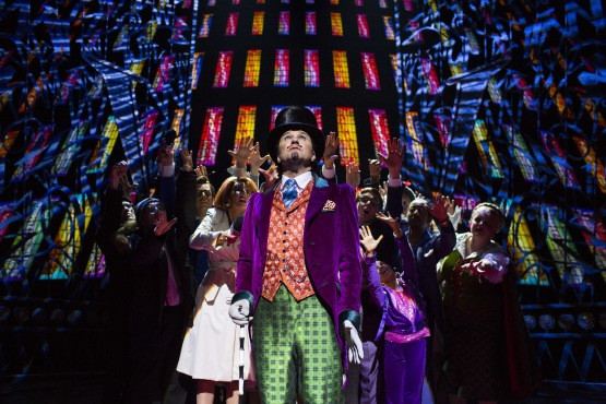 Douglas Hodge as Willy Wonka in Charlie and the Chocolate Factory