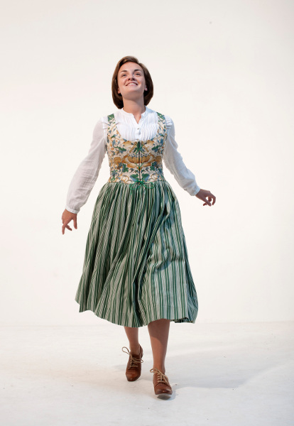 Photos: First cast images for Open Air Sound of Music