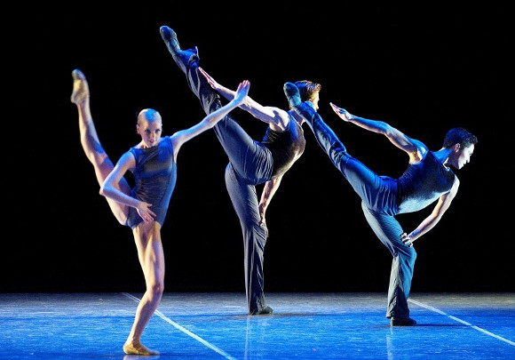 A scene from Boston Ballet's 'Plan B'