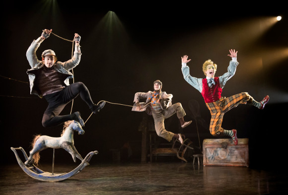 Will Tuckett's production of The Wind in the Willows