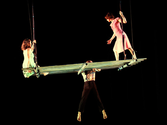 A scene from Ockham's Razor's <i>Arc</i>