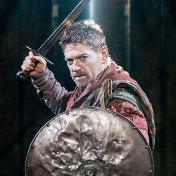 Branagh in Macbeth at the Manchester International Festival