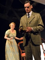 Theatre by the Lake production of AN INSPECTOR CALLS by J.B.Priestley directed by Mary Pappadima