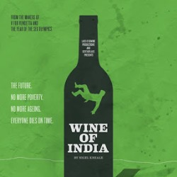 Wine of India poster