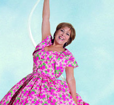 Lynda Bellingham in the poster image for A Passionate Woman
