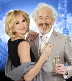 Felicity Kendal and Simon Callow