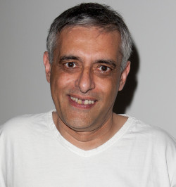Paul Bhattercharjee in 2012