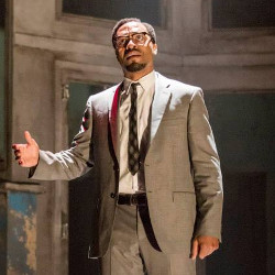 Chiewetel Ejiofor in A Season in the Congo