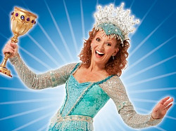 Bonnie Langford as The Lady of the Lake