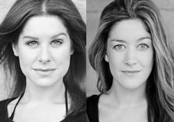 Cassidy Janson and Julie Atherton