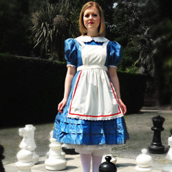 Fflur Wyn as Alice