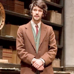 Ben Whishaw in <i>Peter and Alice</i>