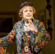 Angela Lansbury in <i>Blithe Spirit</i> on Broadway