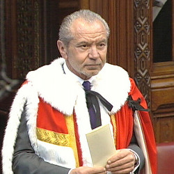 Lord Sugar was born in Hackney