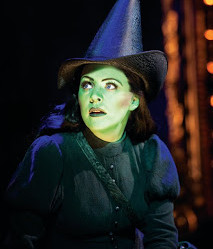 Rachel Tucker in Wicked