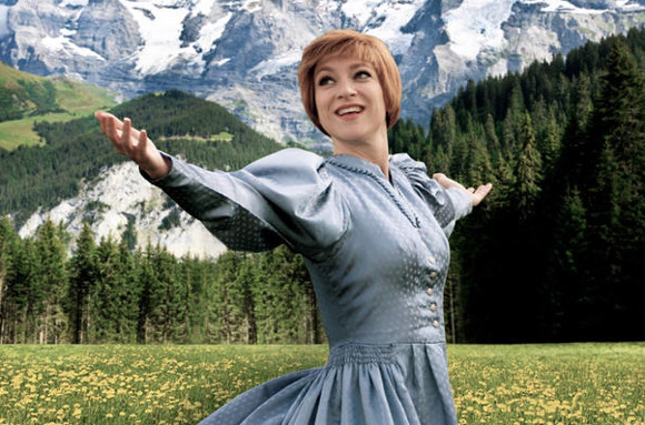 Sarah-Louise Young as Julie Andrews