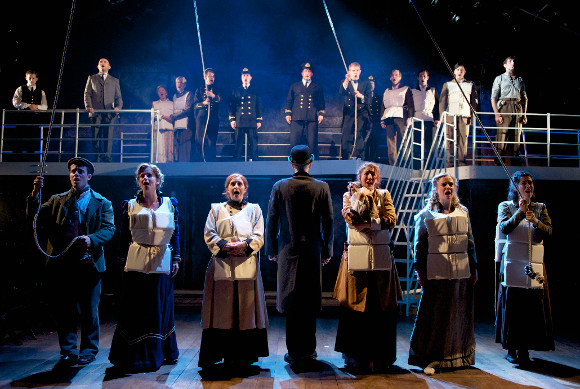 Titanic at Southwark Playhouse