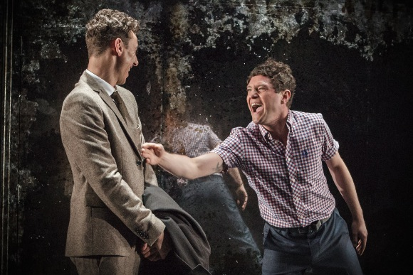 Al Weaver and Mathew Horne in <i>The Pride</i>
