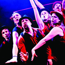 <i>The Showstopper's Improvised Musical</i> at Gilded Balloon Teviot