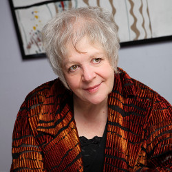 Taking aim: Liz Lochhead