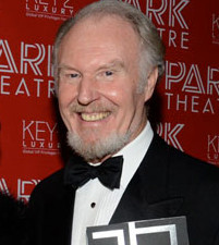 Tim Pigott-Smith at a Park Theatre gala