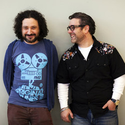 Jeremy Dyson and Andy Nyman
