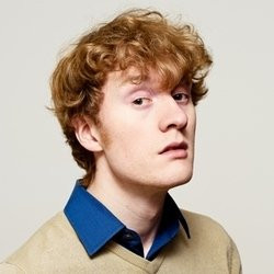 James Acaster is nominated for his show Lawnmower