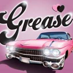 Grease publicity poster