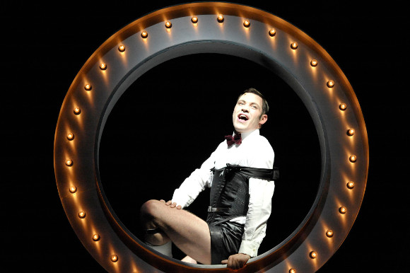 Will Young in Cabaret