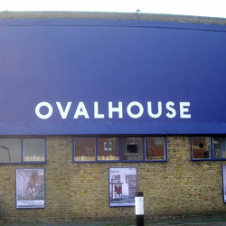 On the move: Ovalhouse Theatre