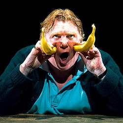 Gerard Murphy in <i>Krapp's Last Tape</i> at the Glasgow Citizens