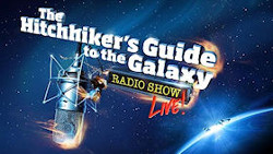 The Hitchhiker's Guide To the Galaxy Radio Show – Live! is coming to Manchester Opera House