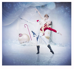 The Nutcracker will be performed by the English National Ballet in Liverpool this November