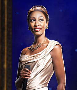 Beverley Knight in <i>The Bodyguard</i>