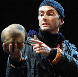 Likely favourite: David Tennant in <i>Hamlet</i>
