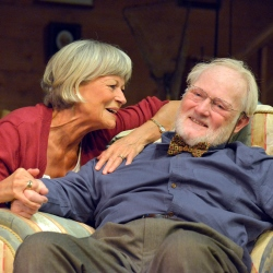 Salisbury Playhouse production of ON GOLDEN POND by Ernest Thompson directed by Ria Parry