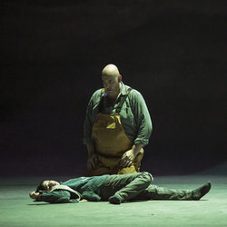 Peter Grimes, Opera North at the Grand Theatre, Leeds until 26th October.