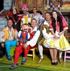 Snow White and the Seven Dwarfs, Birmingham Hippodrome.
